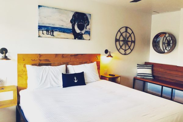 Photo of bedroom at Haley Hotel